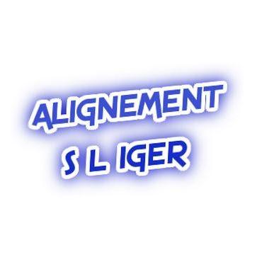 Alignment S L Iger logo