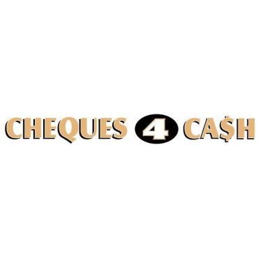 Western Union (Cheques 4 Cash) logo