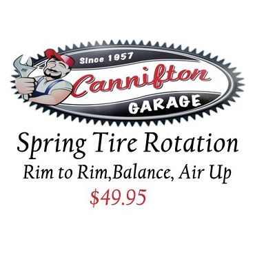 CANNIFTON GARAGE 2000 LTD logo