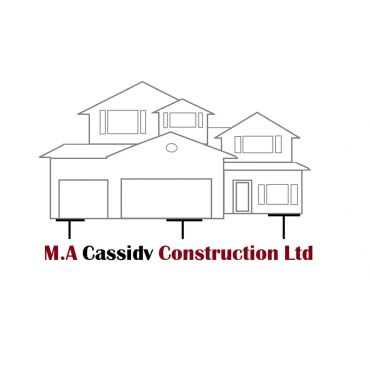 M.A Cassidy Construction logo