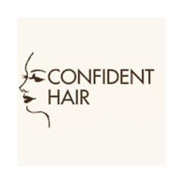 Confident Hair PROFILE.logo