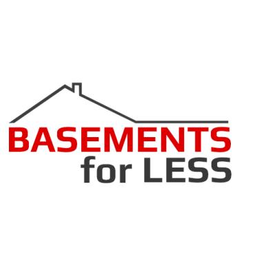 Basements For Less logo