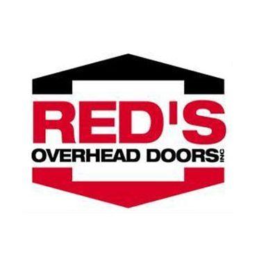 Red's Overhead Doors Inc. logo