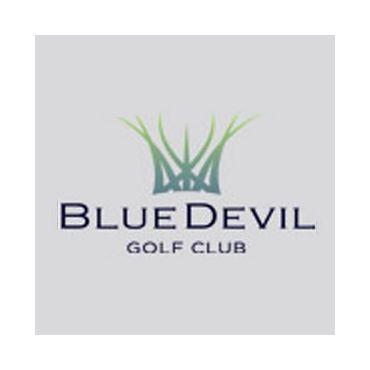 Blue Devil Golf Course logo