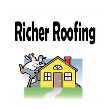 Richer Roofing logo
