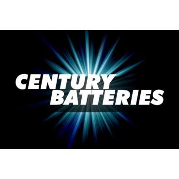 Century Batteries logo