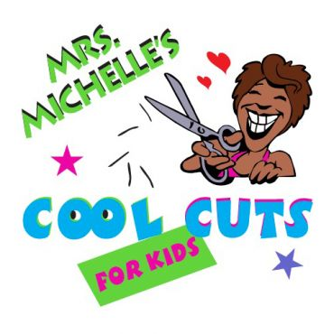 Mrs Michelle's Cool Cuts For Kids PROFILE.logo