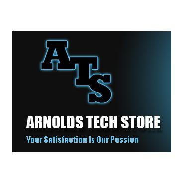 Arnolds Tech Store logo