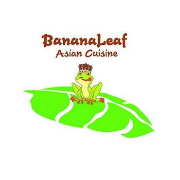 Banana Leaf Asian Cuisine logo