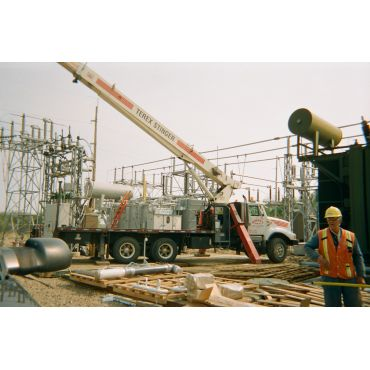 Hoist Transformer Components