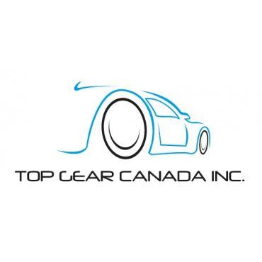 Top Gear Canada Inc. PROFILE.logo