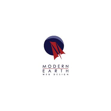 Modern Earth Web Design PROFILE.logo