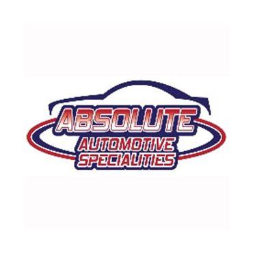 Absolute Automotive Specialties/Rust Check logo