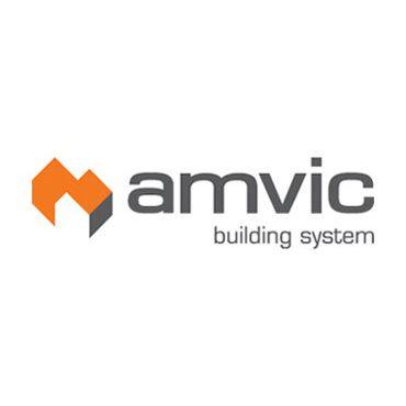 Amvic Building System logo