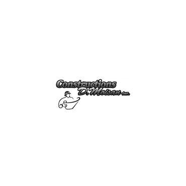 Construction D.Moisan logo