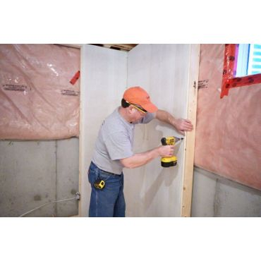 Installing Amdry Wall Panels