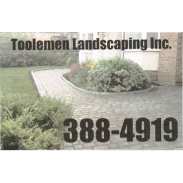 Toolemen Landscaping Inc PROFILE.logo