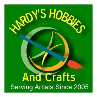 Hardy's Hobbies and Crafts PROFILE.logo