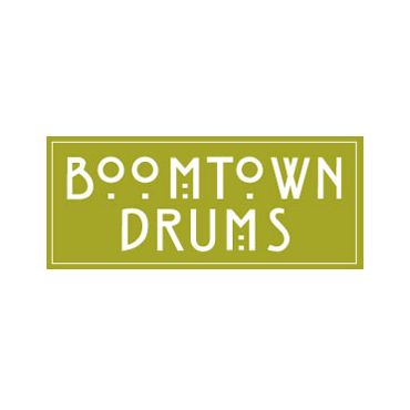 Boomtown Drums logo