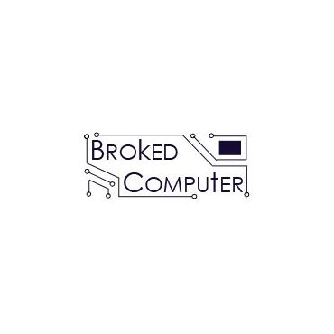 Broked Computer logo