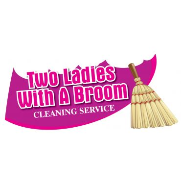 Two Ladies With A Broom logo