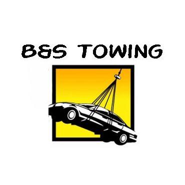 B&S Towing logo
