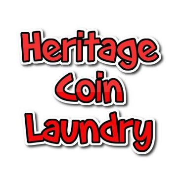 Heritage Coin Laundry logo