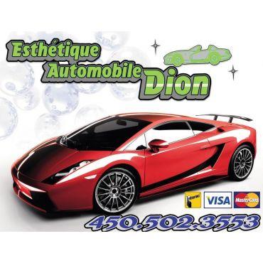 Esthétique Automobile Dion PROFILE.logo
