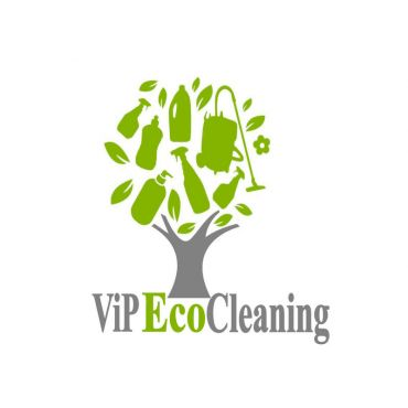VIP Eco Cleaning. PROFILE.logo