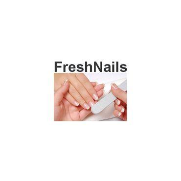 Fresh Nails - Wendy's Nail Studio logo