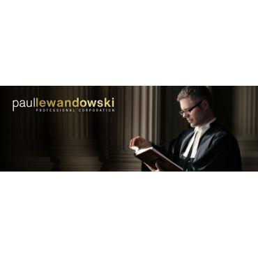 Paul Lewandowski Criminal Defense Lawyer