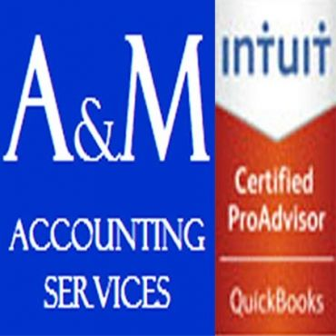 A & M Accounting Services logo