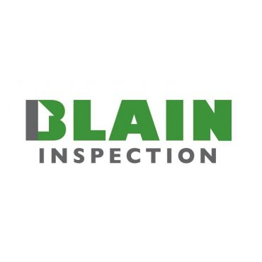Blain Inspection inc. logo