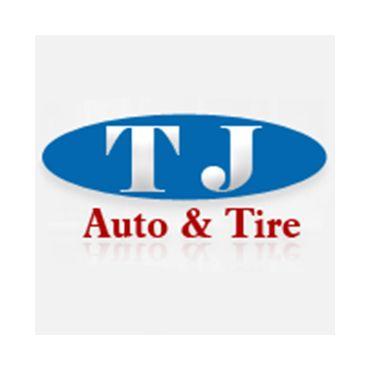 T J Auto & Tire logo