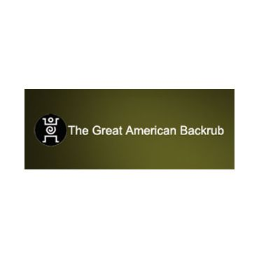 The Great American Backrub logo