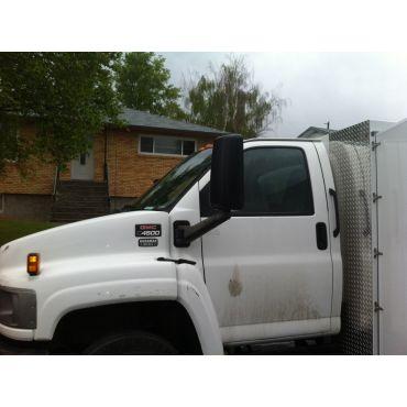 Small Vac truck
