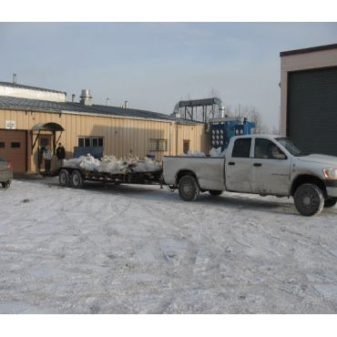 Large Capacity Trailers
