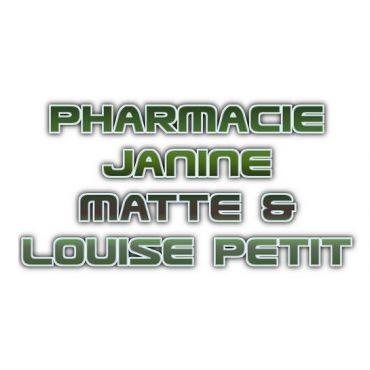 Pharmacie Janine Matte & Louise Petit logo