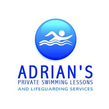 Adrian's Private Swimming Lessons and Lifeguarding Services logo