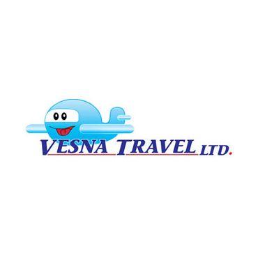 Vesna Travel logo