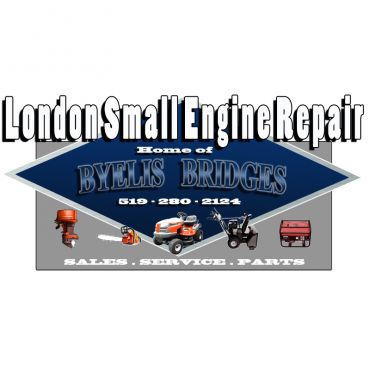 London Small Engine Repair PROFILE.logo