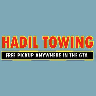 Hadil Towing logo