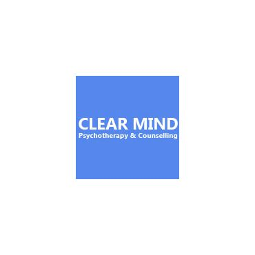 CLEAR MIND Psychotherapy & Counselling PROFILE.logo