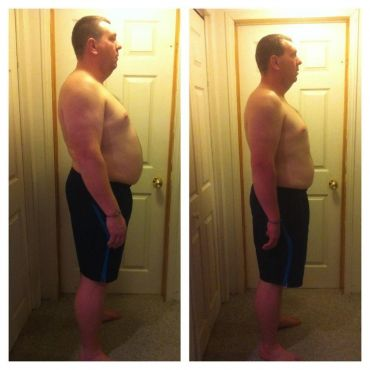 JOE 8 WEEKS ON ISAGENIX- RELEASED 40 LBS