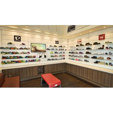 Athletic Shoe Selection or Custom Order