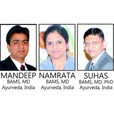 Dr. Mandeep, Dr. Namrata & Dr. Suhas