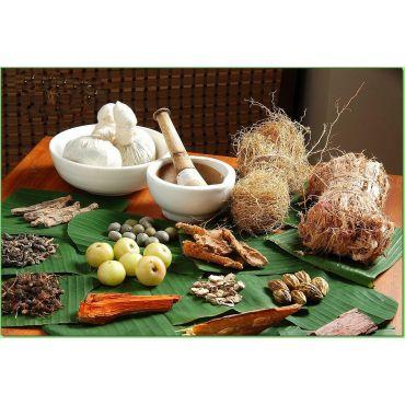 Ayurvedic herbal medicine, home remedies