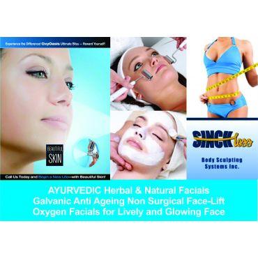 Facial & Beauty Treatments at Ojus