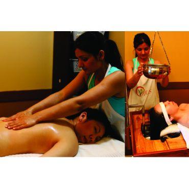 Abhyanga Shirodhara Panchakarma Therapy
