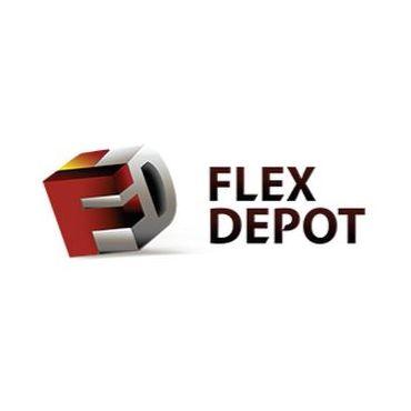 Flex Depot logo